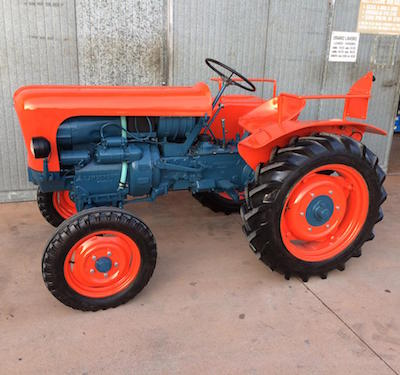 1R Tractor