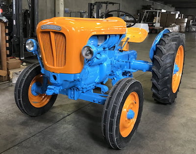R1 Tractor