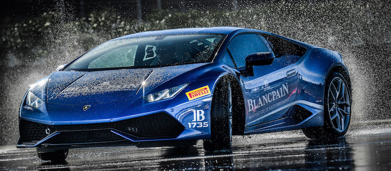 Lamborghini announces conclusion of its partnership with Blancpain