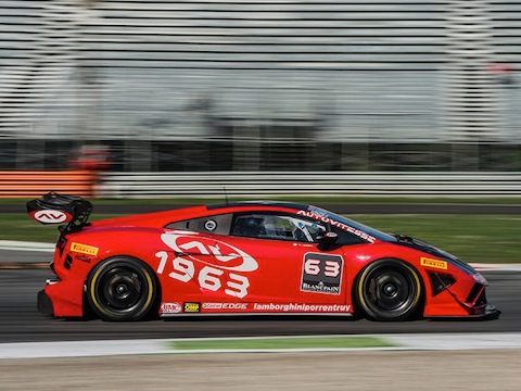 Super Trofeo at Monza