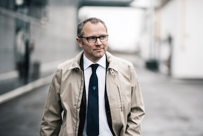 Stefano Domenicali is the Perosn of the Year 2018